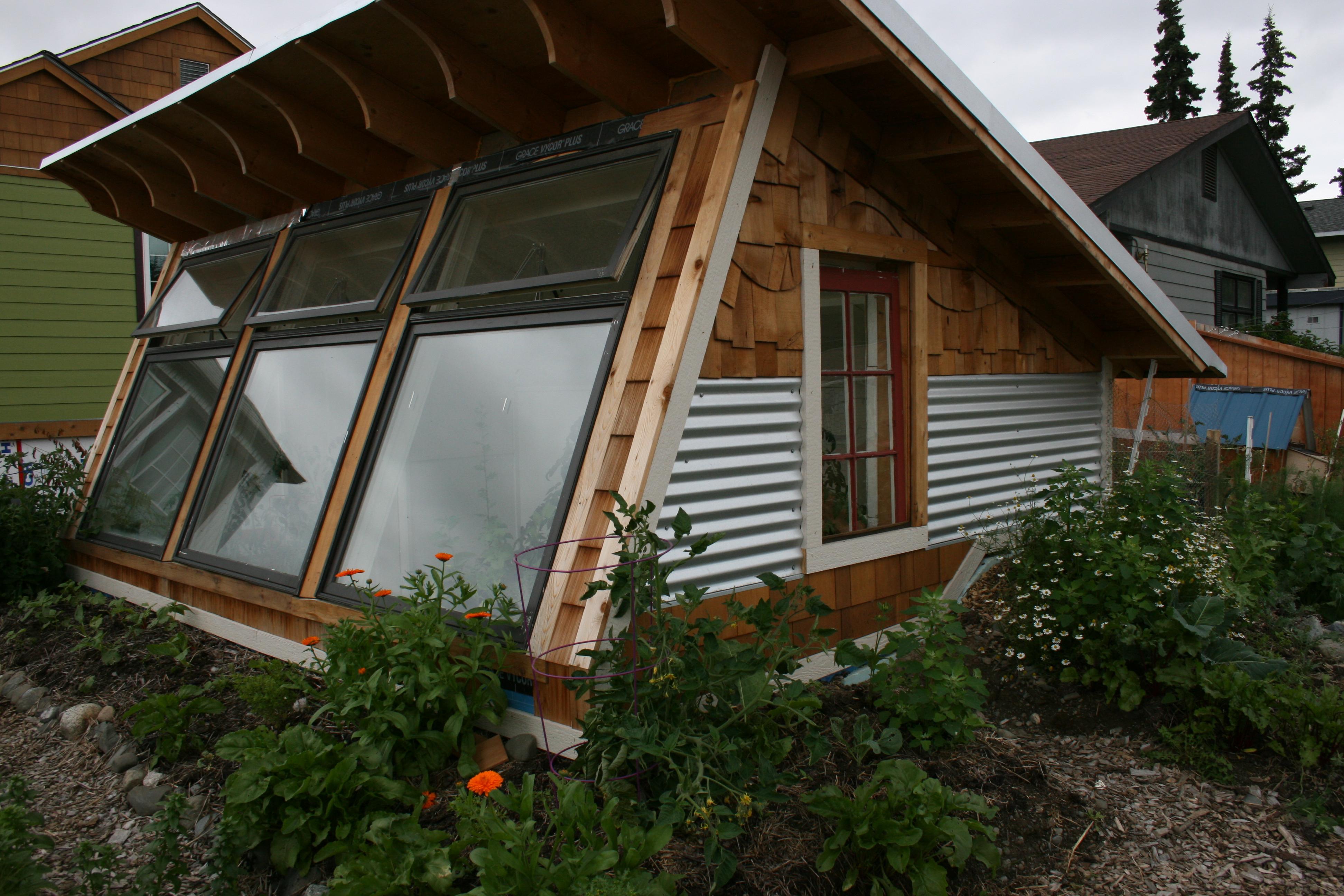 Greenhouse Re Design Red Edge Design